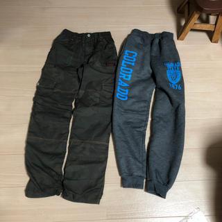 シマムラ(しまむら)の160センチ 防寒スウェットパンツ2点セット(パンツ/スパッツ)