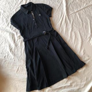 バーバリー(BURBERRY)のバーバリーロンドン ポロシャツ ワンピース 150(ワンピース)