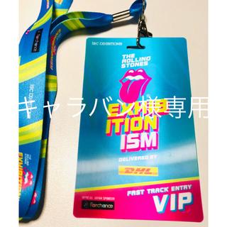 ザ ローリングストーンズ展 VIPチケット 一回分(その他)