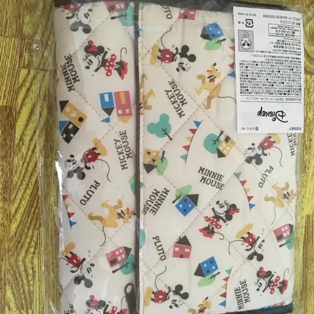 Disney(ディズニー)のミッキー マルチケース キッズ/ベビー/マタニティのマタニティ(母子手帳ケース)の商品写真