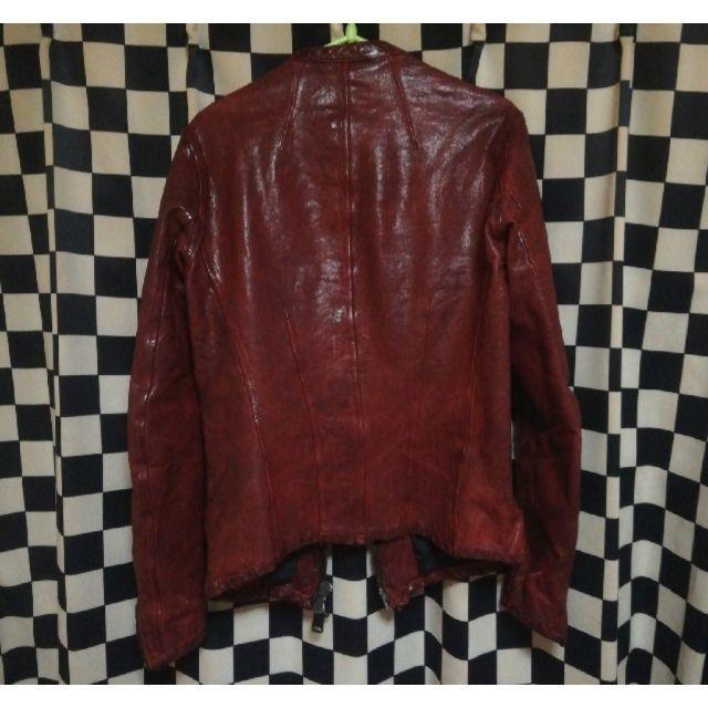 BUFFALO BOBS(バッファローボブス)のBuffalo Bobs 匠レザー Phantom1 バッファローボブズ  メンズのジャケット/アウター(レザージャケット)の商品写真