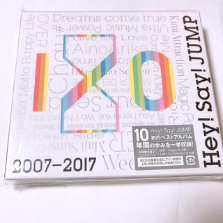 Hey!Say!JUMP 2007-2017 I/O 初回限定盤2(ポップス/ロック(邦楽))
