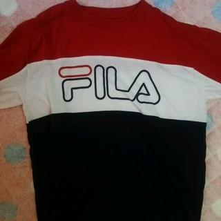 シマムラ(しまむら)のFILA Tシャツ(Tシャツ(半袖/袖なし))