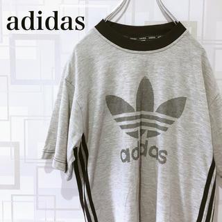 アディダス(adidas)の[大人気] adidas アディダス Tシャツ ビックシルエット(Tシャツ/カットソー(半袖/袖なし))