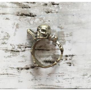ディズニー(Disney)のカリブの海賊 指輪(リング(指輪))