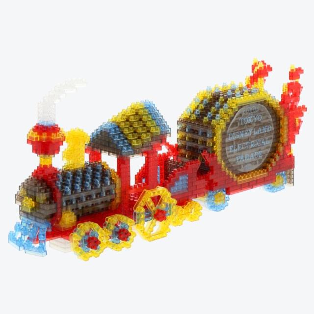 Disney(ディズニー)の東京ディズニーリゾート限定♡エレクトリカルパレード ナノブロック エンタメ/ホビーのおもちゃ/ぬいぐるみ(模型/プラモデル)の商品写真
