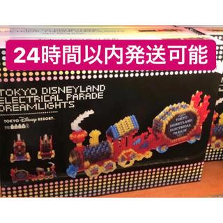 ディズニー(Disney)の東京ディズニーリゾート限定♡エレクトリカルパレード ナノブロック(模型/プラモデル)