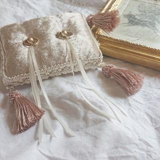 ○専用○ hand made ring pillow(リングピロー)