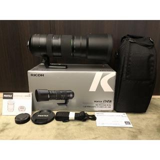 ペンタックス(PENTAX)の保証有 ペンタックス HD PENTAX-D FA 150-450mm(レンズ(ズーム))