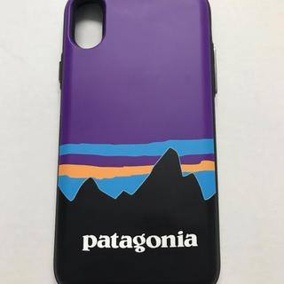 パタゴニア(patagonia)のパタゴニア patagonia iPhoneケース アイフォンケースXs Max(iPhoneケース)