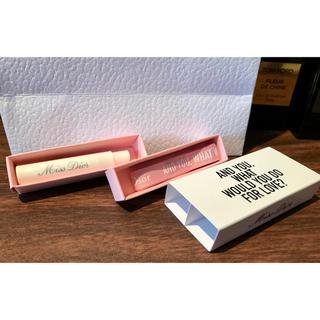 ディオール(Dior)のMiss Dior ミスディオール EDP 1ml & ブレスレット 新品 (香水(女性用))