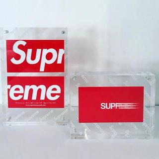 シュプリーム(Supreme)のSupreme Acrylic Photo Frame  残り1点(フォトフレーム)