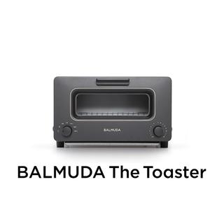 バルミューダ(BALMUDA)のバルミューダ  トースター   ブラック  新品未開封(その他)