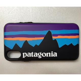パタゴニア(patagonia)のパタゴニア patagonia iPhoneケース アイフォンケース XR用(iPhoneケース)