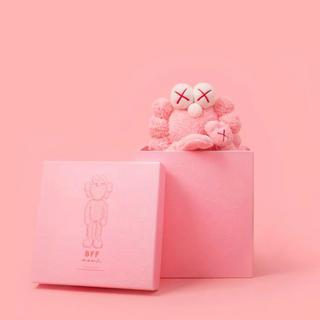 シュプリーム(Supreme)のkaws bff pink plush(ぬいぐるみ)