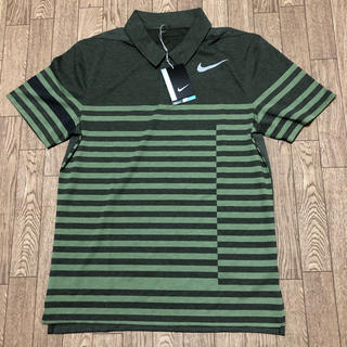 ナイキ(NIKE)の《新品未使用》ナイキ ゴルフ メンズ ゴルフウェア ポロシャツ M 定価9720(ウエア)