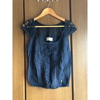 アバクロンビーアンドフィッチ(Abercrombie&Fitch)のAbercrombie&Fitchカットソー(Tシャツ(半袖/袖なし))