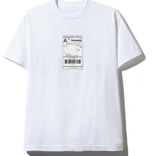 アンチ(ANTI)のanti social social club 19ss Tシャツ サイズS(Tシャツ/カットソー(半袖/袖なし))