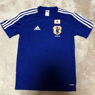 アディダス(adidas)のサッカー 日本代表 ユニフォーム(応援グッズ)