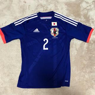 アディダス(adidas)のサッカー日本代表ユニフォーム(応援グッズ)