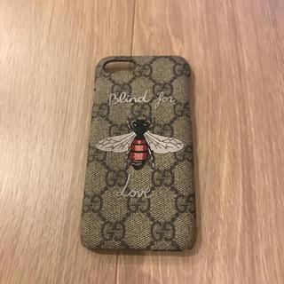 グッチ(Gucci)のGUCCI iphoneケース6 7 8  日本未発売(iPhoneケース)