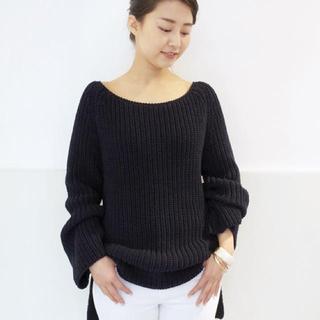 ドゥーズィエムクラス(DEUXIEME CLASSE)のドゥーズィエムクラス セーター(ニット/セーター)