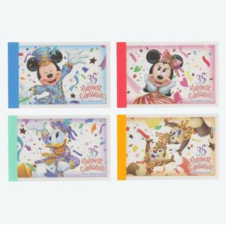 Disney - 新品 グランドフィナーレ チケット メモセット 35周年