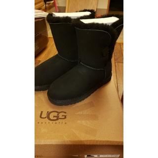 アグ(UGG)のUGGムートンブーツ23cm未使用(ブーツ)
