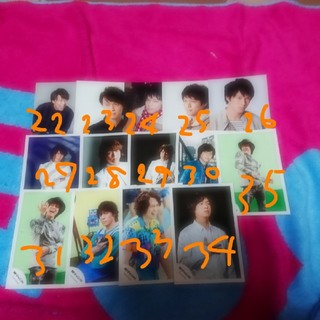 カンジャニエイト(関ジャニ∞)の丸山隆平写真(公式)バラ売り可能(アイドルグッズ)