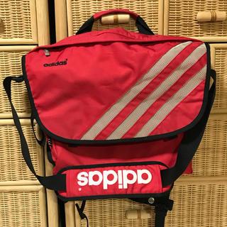 アディダス(adidas)の数回使用 アディダス スポーツバッグ(ショルダーバッグ)