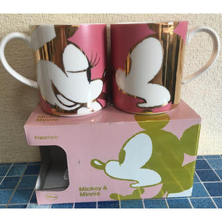Disney - Disney マグカップ ペア