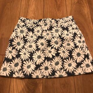 パーリーゲイツ(PEARLY GATES)の【MASTER BUNNY】スカート サイズ00(ウエア)