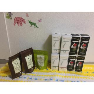 ネスレ(Nestle)のスペシャルT LUPICIA ネスレ (茶)