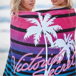 ヴィクトリアズシークレット(Victoria's Secret)のヴィクトリアシークレット タオル ビーチタオル バスタオル(その他)