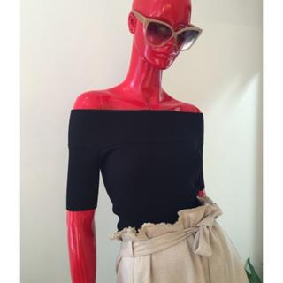 ダブルスタンダードクロージング(DOUBLE STANDARD CLOTHING)のダブルスタンダードクロージング  サマーニット(カットソー(半袖/袖なし))