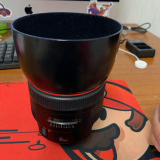 Canon - canon 85mmF1.2 レンズ