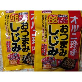 お菓子   おつまみしじみ(乾物)