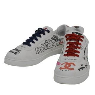 新品 CHANEL 靴(スニーカー)