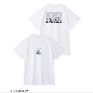 エックスガール(X-girl)のX-girl jojo ジョジョコラボTシャツ(Tシャツ(半袖/袖なし))