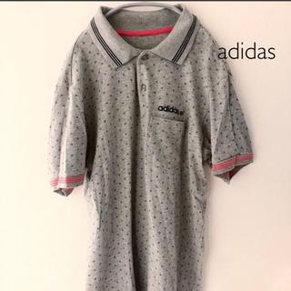 アディダス(adidas)のアディダス ポロシャツ  Mドット adidas(ポロシャツ)