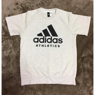 アディダス(adidas)の美品‼️adidas半袖スウェット‼️(スウェット)