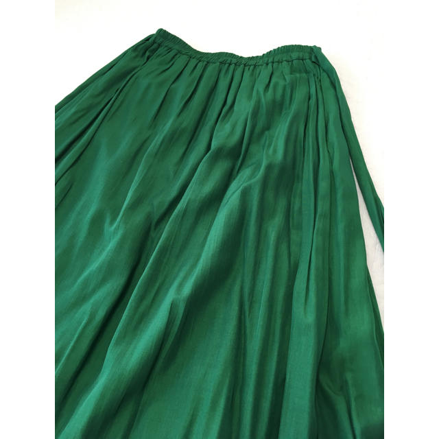 TIENS ecoute(ティアンエクート)の週末限定お値下げ!ティアンエクート ロングスカート レディースのスカート(ロングスカート)の商品写真