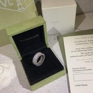 ヴァンクリーフアンドアーペル(Van Cleef & Arpels)のVan Cleef & Arpels リング(指輪)14号(リング(指輪))