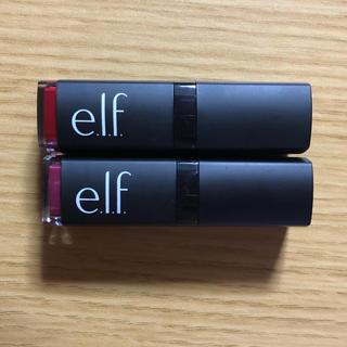 セフォラ(Sephora)のelf リップ 2本セット(口紅)