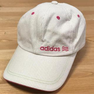 アディダス(adidas)のアディダス◆ゴルフ キャップ レディース(その他)