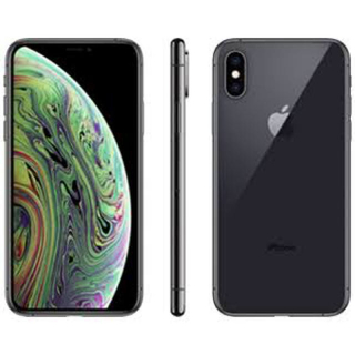 アイフォーン(iPhone)のiPhone XS 256GB スペースグレイ(携帯電話本体)
