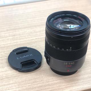 パナソニック(Panasonic)の【良品】LUMIX G VARIO 14-140mm(レンズ(ズーム))