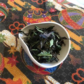 福鼎白茶 寿眉 50g 2018年製(茶)