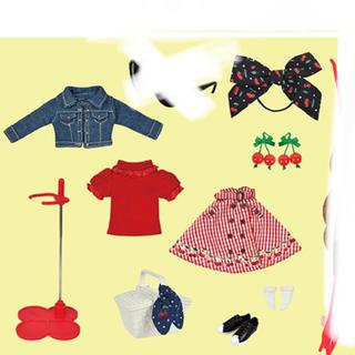 Takara Tomy - ブライス ピクニックアルフレスコ アウトフィット 人形 服