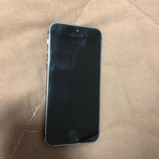 エヌティティドコモ(NTTdocomo)のiPhone SE 16GB(スマートフォン本体)